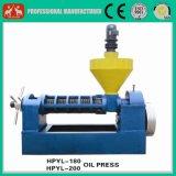 Máquina Hpyl-180 da imprensa de óleo da grande capacidade, Hpyl-200