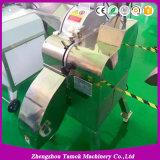 Machine de coupe en dés de racine d'oignon à grande vitesse de racine alimentaire
