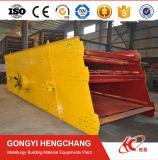 Hengchangのブランドの石か鉱石の粉の円の振動スクリーン
