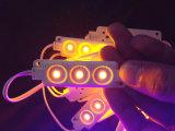 Modulo di vendita diretta 5050 3LED LED della fabbrica con colla