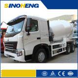 Caminhão Zz5257gjbn3647c do misturador de cimento de Sinotruk HOWO