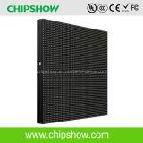 Chipshow publicidade exterior Cor P16 Display LED de ventilação