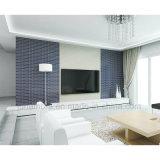 53X218мм серого цвета глянцевой модных внутренних дел стеклянной стены керамическая плитка