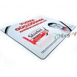 熱い販売のカスタムロゴの完全なプリントが付いているゴム製マウスパッド