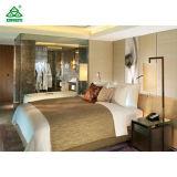 ハイエンド現代贅沢な居間の家具のホテル/ホリデーインの寝室セット