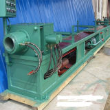 Maquinaria acanalada hidráulica del manguito del acero inoxidable