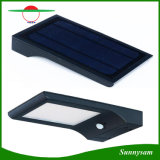 850 lampada esterna autoalimentata solare dell'iarda del giardino dell'indicatore luminoso del sensore di movimento di lumen 48 LED