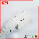Papier thermosensible polychrome d'étiquette d'expédition A4