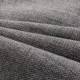 Tela de lino 100% del poliester de la alta calidad/tela del sofá
