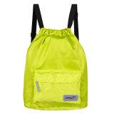 Hausse de déplacement extérieure de séparation de grande capacité de sac à dos de sport de natation de tissu en nylon imperméable à l'eau humide sec combiné de sac