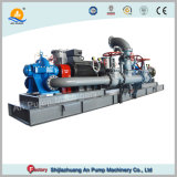 Grote Volume-energie - Pomp van het Water van de Irrigatie van het Geval van de besparing de Gespleten