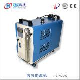 Máquina portable manual oxhídrica de trabajo del lacre de la ampolla de cristal del laboratorio de Effeciency