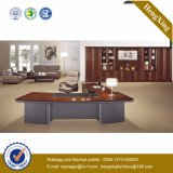 Große Direktionsbüro-Tisch-Form-Büro-Möbel (HX-RD6511)