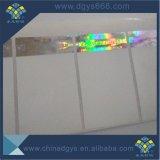 De hete het Stempelen Sticker van de Druk van de Veiligheid van de Folie van het Hologram