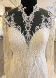 Пользовательские популярные новейшие горячая продажа высокое качество свадебные платья