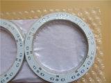 Односторонний LED PCB 1,5 мм Fr-4 с белыми припоя подсети