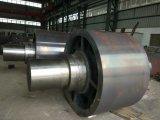 Precio barato de gran tamaño del cilindro hidráulico de la buena calidad que forja