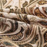 Китай оптовой полиэстер Chenille жаккард тканого диван ткань