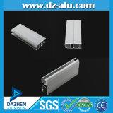 Profil de l'aluminium 6063 pour le profil de porte de cadre de guichet de série de l'Afrique Ghana