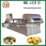 Tofu Product die Machine en Braadpan frituren