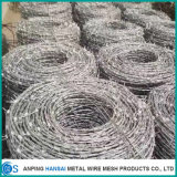 Malleable Stainless 9.0mm PC Steel Barbed Wire for Metal Materials Building