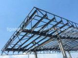 Grandi corte/palestra/campo da pallacanestro prefabbricati di gioco del calcio della struttura d'acciaio