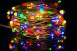 партии медного провода USB света шнура напольной СИД 10m 100 СИД Fairy