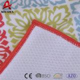 Großverkauf Polyester 100% gedrucktes Microfiber Küche-Reinigungs-Tuch