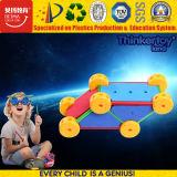 Materiais de alta qualidade educacional de madeira de blocos coloridos Toy Cars