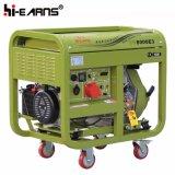 Air-Cooled тип открытой рамки тепловозный комплект генератора (DG8000E3)