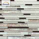 Hot-Sale Barata de China colorida decoración pared exterior de Material de vidrio baldosa Mosaico