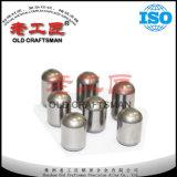 Botón del dígito binario de botón del carburo de tungsteno/del carburo de tungsteno para el dígito binario de taladro de PDC