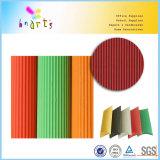 Qualitäts-gewölbtes Papier für Kasten