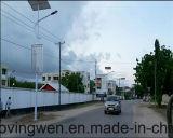 10м 80W солнечной энергии на базе LED уличное освещение прейскурант