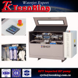 Kopf-Wasserstrahlausschnitt-Maschine des CNC-2000*2500 abschleifende Ausschnitt-3D