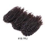 Extensiones sintetizadas Dreadlocks del pelo de Dreadlocks del pelo sintetizado largo del tejido