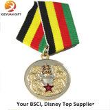 Qualitäts-kupferne Militärarmee-Medaillen