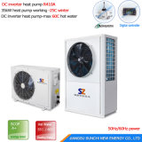 3kw, 5kw, acondicionador de aire geotérmico de la pompa de calor de la fuente de agua 9kw