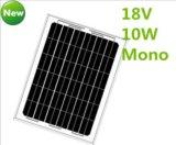 18V 10W Mono panneau solaire