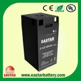 Bateria acidificada ao chumbo 2V400ah (EA2-400)