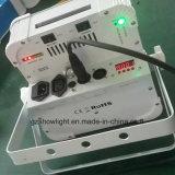 専門の生産のナイトクラブの効果LEDの平らな同価ライト