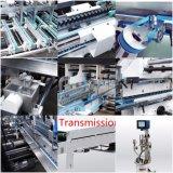 최고 가격 (GK-1600PC)를 가진 접히는 기계를 접착제로 붙이기 만드는 물결 모양 상자