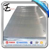 Prezzo all'ingrosso del piatto dell'acciaio inossidabile SUS202 per chilogrammo