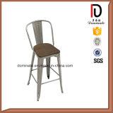 Estilo francês durável do preço barato do uso geral que janta empilhando a cadeira