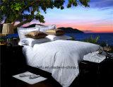 Reeks van het Beddegoed van het Linnen van het Bed van het Hotel van de Douane van het Hotel van de luxe de Textiel