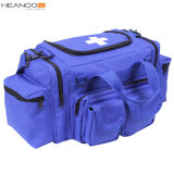 Sacs médicaux bleus de réactions Emergency de l'infirmier EMT de délivrance avec la courroie d'épaule
