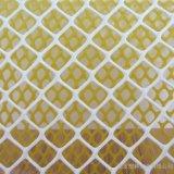 [أقوكلتثر] أو زراعة سداسيّة سميك مرنة [هدب] بلاستيك شبكة