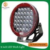 ¡Nueva Llegada! ! ! 9inch 111W LED Luz de Camino Que Conduce la Luz del Trabajo de Vs96W / 185W / 225W LED