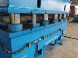 Dhp-4000tonsの鋼鉄金属の戸枠の出版物の浮彫りになる機械、競争価格の高品質