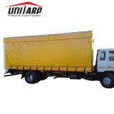 tela incatramata impermeabile della tela incatramata del PVC 900GSM, tenda del lato del coperchio della tela incatramata del camion